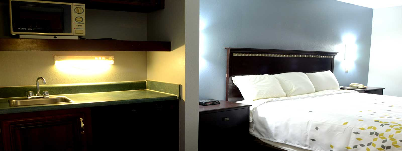 Motels in Clarksville Budget Discount 3 Star Rating